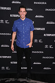 Andy Grammer attends Toyota Sessions ft Andy Grammer Powered By Pandora on October 29 2014 in New York City
