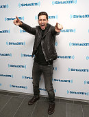 Andy Grammer visits at SiriusXM Studios on April 9 2014 in New York City
