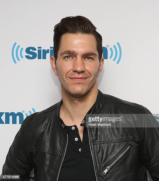 Andy Grammer visits at SiriusXM Studios on June 16 2015 in New York City