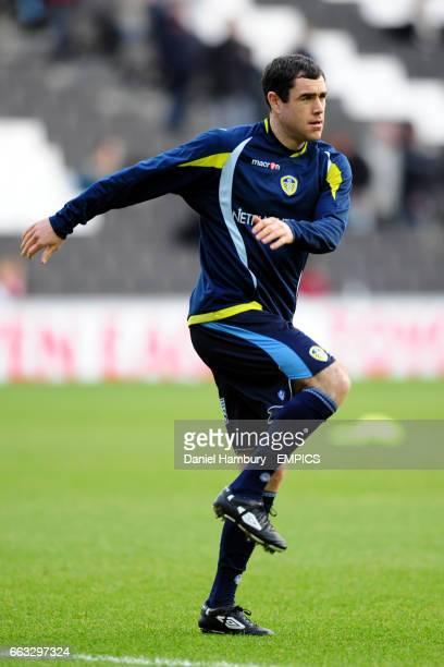 Andy Hughes Leeds United