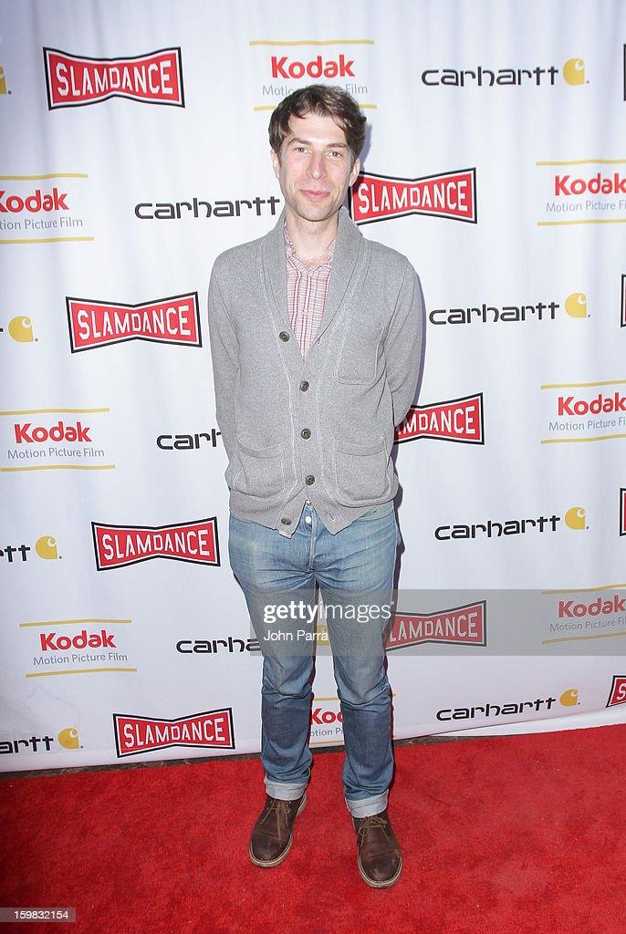 Andy Iruine attend the Slamdance Film Festival at Slamdance Public House on January 20, 2013 in Park City, Utah.
