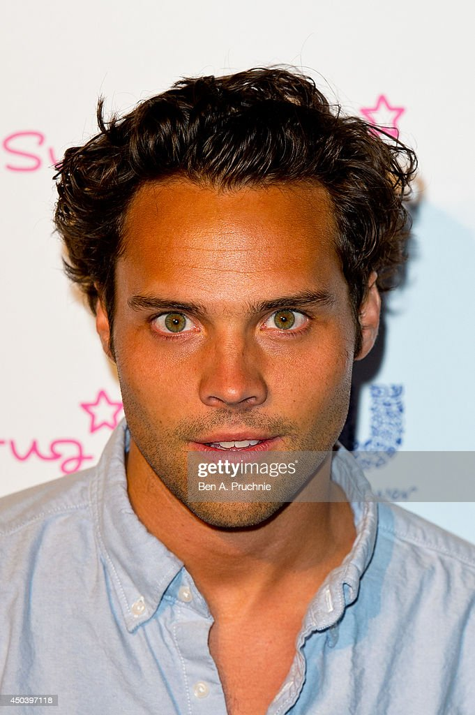 Andy Jordan attends Superdrug's 50th anniversary party at The Bankside Vaults on June 10, 2014 in London, England.