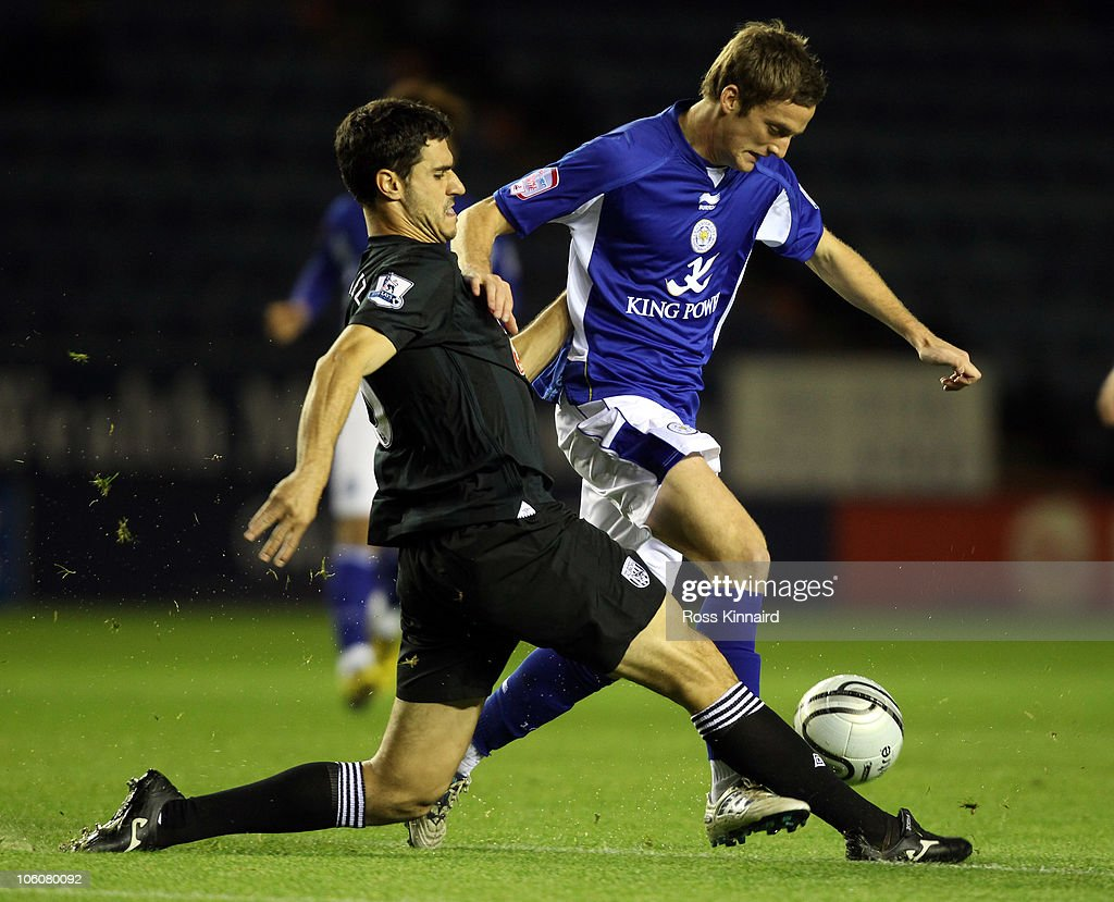 Leicester City v West Bromwich Albion - Carling Cup