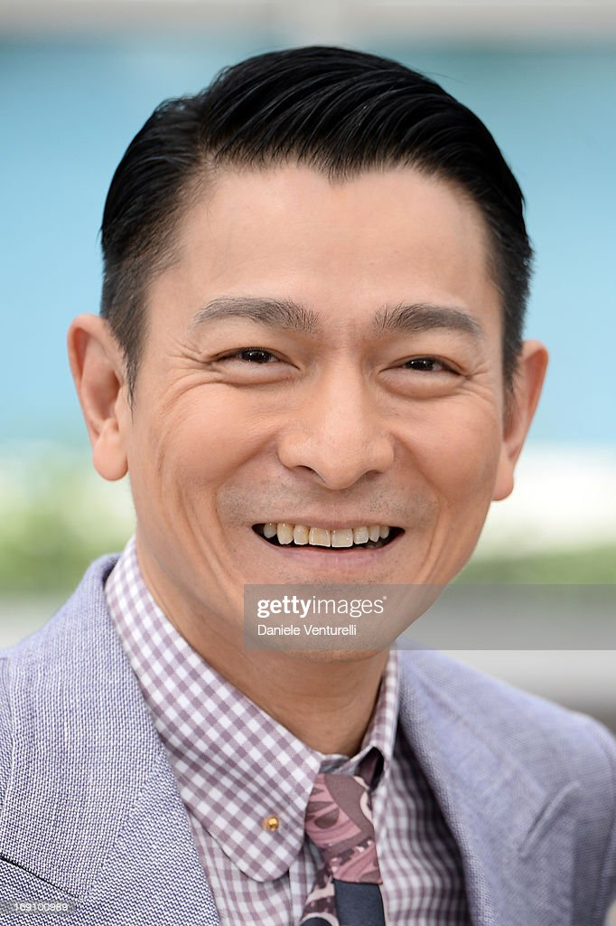 <a gi-track='captionPersonalityLinkClicked' href=/galleries/search?phrase=Andy+Lau&family=editorial&specificpeople=171171 ng-click='$event.stopPropagation()'>Andy Lau</a> attends the photocall for 'Blind Detective' during the 66th Annual Cannes Film Festival at Palais des Festivals on May 20, 2013 in Cannes, France.