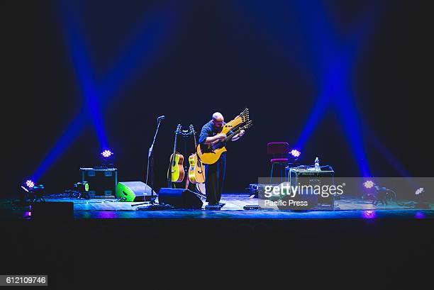 Andy Mckee performing live at the Teatro Colosseo in Torino opening the first Italian tour date of Tommy Emmanuel Andy McKee is an American...