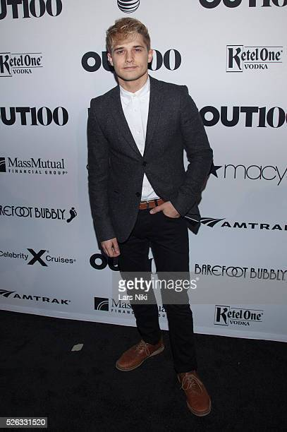 Andy Mientus attends 'The Out100 2015 Gala' at Guastavino's in New York City �� LAN