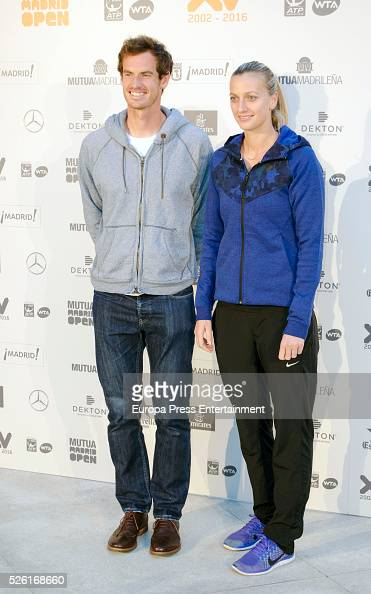 ¿Cuánto mide Andy Murray? - Altura - Real height Andy-murray-and-petra-kvitova-attend-the-launch-of-the-tous-happy-at-picture-id526168660?s=594x594