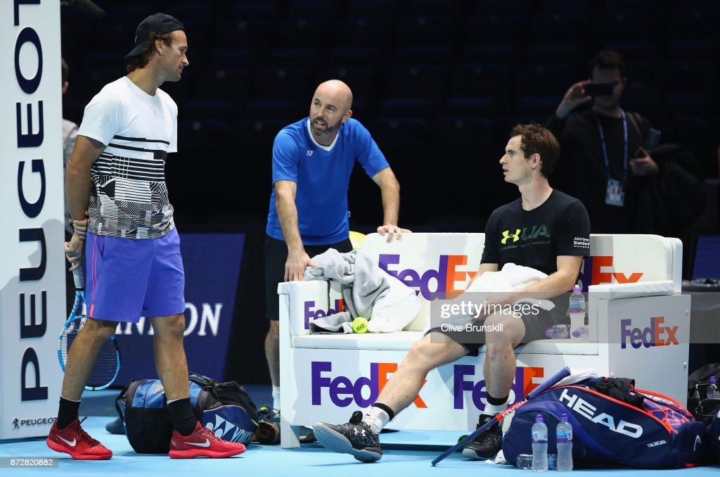 Previews - Nitto ATP World Tour Finals : News Photo
