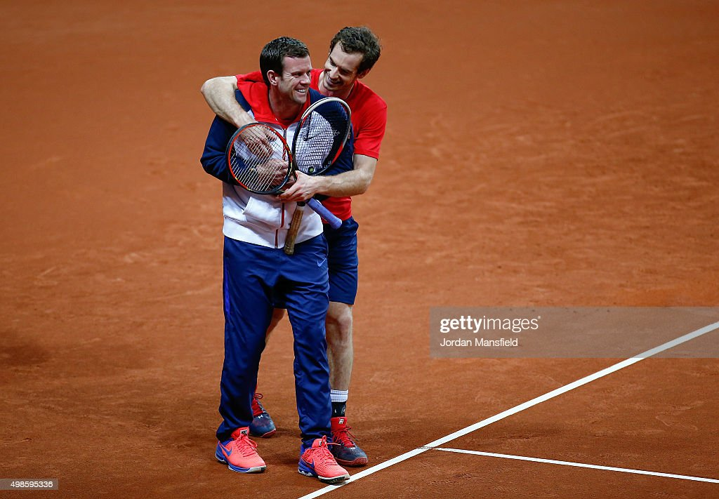 Belgium v Great Britain: Davis Cup Final 2015 - Previews
