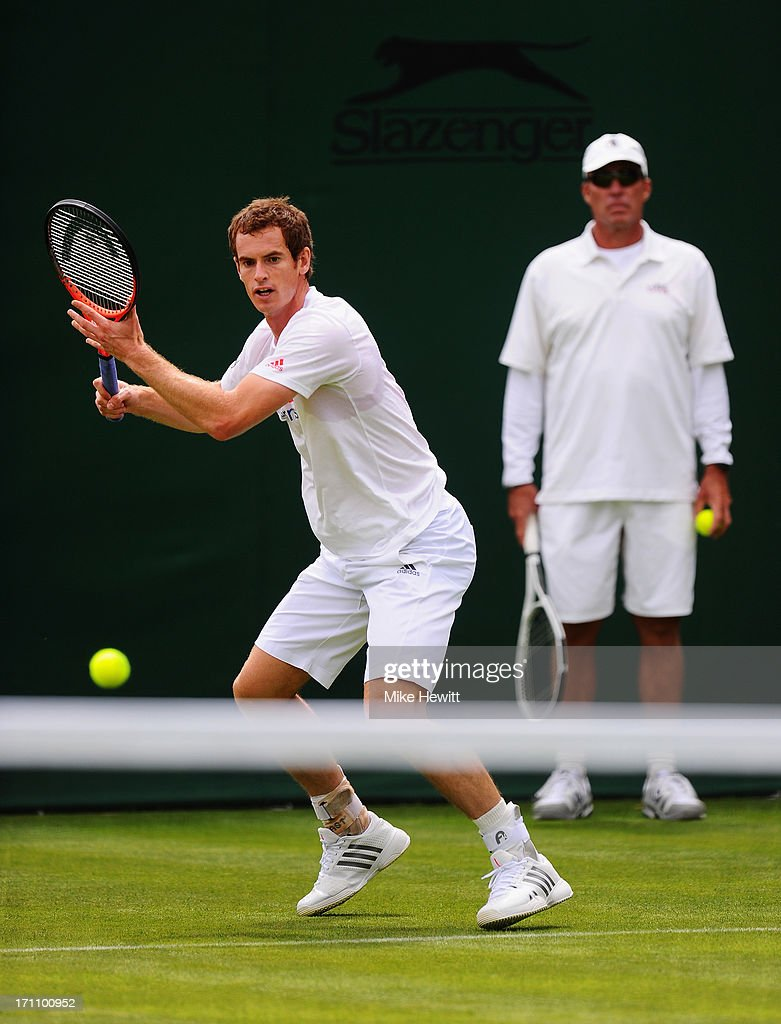 Andy Murray re unites with former coach Ivan Lendl s and