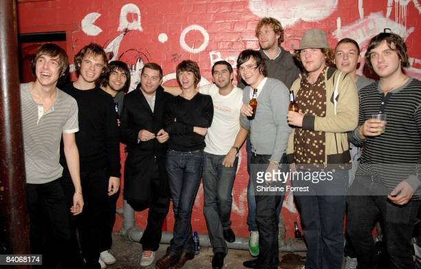 ACCESS *** Andy Nicholson ex member of Arctic Monkeys with Alex Turner and Matt Helders of Arctic Monkeys along with The Rascals and friends...