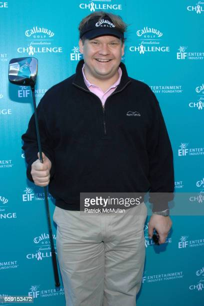 Andy Richter attends Callaway Golf Foundation Challenge Benefitting Entertainment Industry Foundation Cancer Research Programs at Riviera Country...