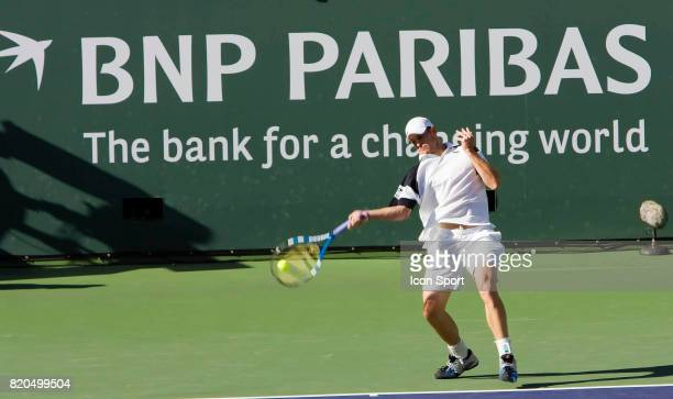 Andy RODDICK BNP Paribas Open Indian Wells