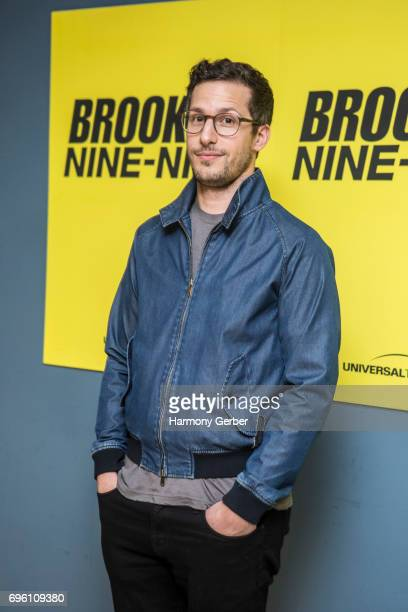 Andy Samberg attends Fox's 'Brooklyn NineNine' FYC @ UCB Sunset Theater on June 14 2017 in Los Angeles California