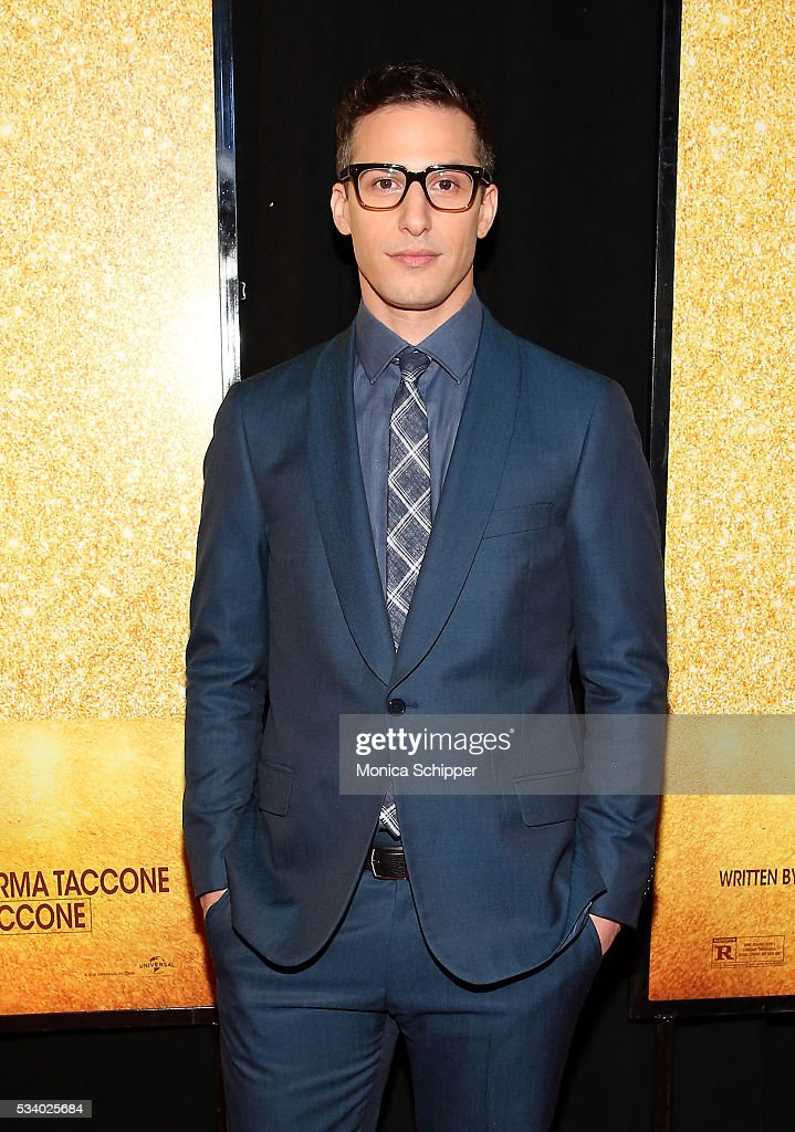 <a gi-track='captionPersonalityLinkClicked' href=/galleries/search?phrase=Andy+Samberg&family=editorial&specificpeople=595651 ng-click='$event.stopPropagation()'>Andy Samberg</a> attends 'Popstar: Never Stop Never Stopping' New York Premiere at AMC Loews Lincoln Square 13 theater on May 24, 2016 in New York City.
