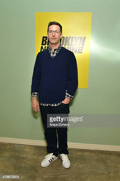 Andy Samberg attends the 'Brooklyn NineNine' FYC Panel at UCB Sunset Theater on June 2 2015 in Los Angeles California