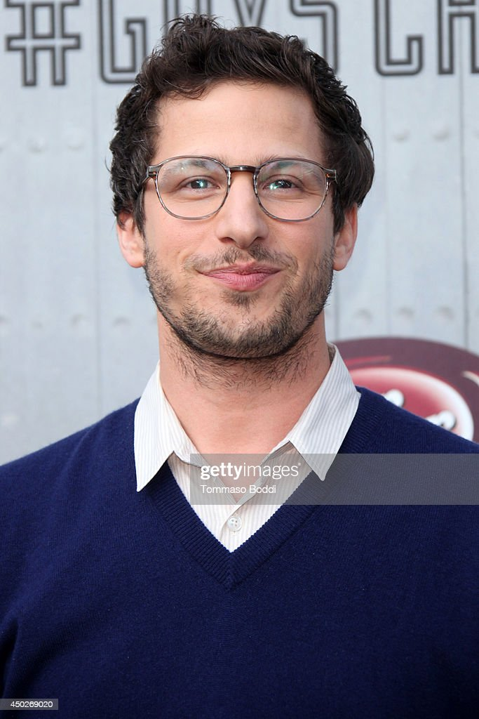 Andy Samberg attends the Spike TV's 'Guys Choice' Awards held at the Sony Studios on June 7, 2014 in Los Angeles, California.