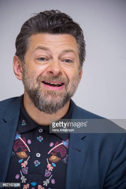 Andy Serkis at the 'Breathe' Press Conference at the Four Seasons Hotel on October 16 2017 in Beverly Hills California