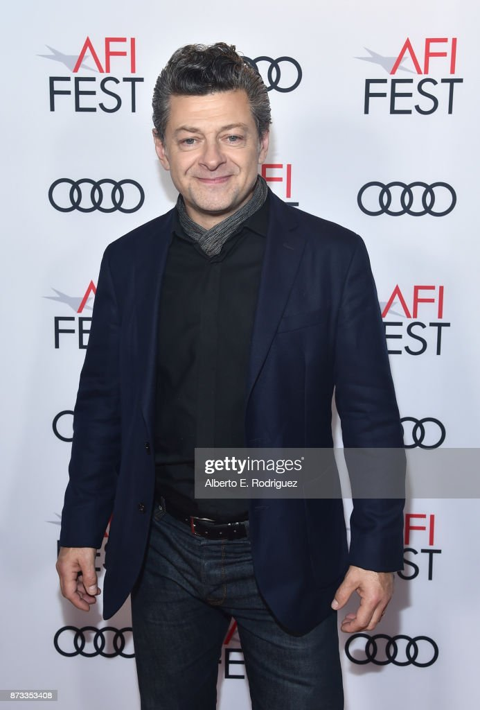 AFI FEST 2017 Presented By Audi - On Acting: Andy Serkis