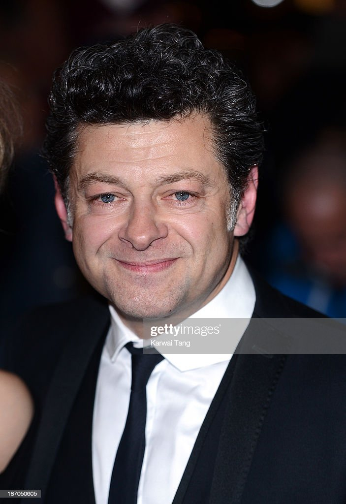 Andy Serkis attends the Harpers Bazaar Women of the Year Awards at Claridge's Hotel on November 5, 2013 in London, England.
