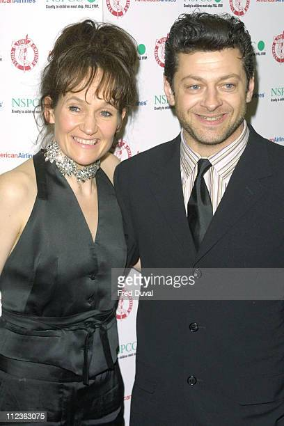 Andy Serkis during The 23rd Awards Of The London Film Critics' Circle held at the Dorchester Hotel In Aid Of NSPCC at Dorchester Hotel in London...