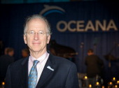 Andy Sharpless attends Oceana's New York City Benefit at Four Seasons Restaurant on April 8 2014 in New York City