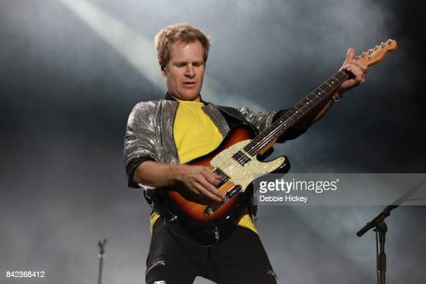 03 Andy Taylor of Duran Duran performs at Electric Picnic Festival at Stradbally Hall Estate on September 3 2017 in Laois Ireland