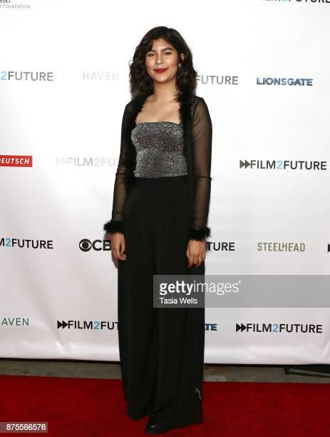 Andy Vasquez at the Film2Future Year 2 Awards Ceremony on November 16 2017 in Los Angeles California