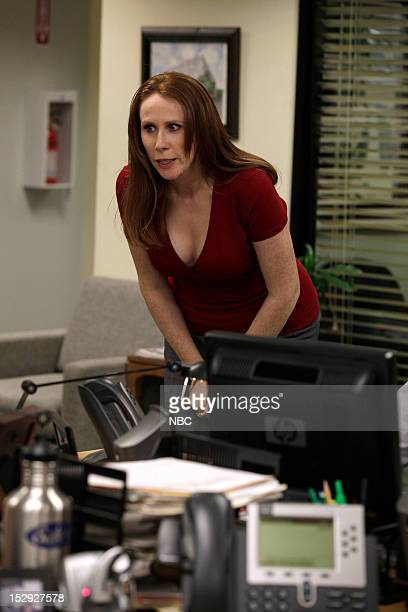 THE OFFICE 'Andy's Ancestry' Episode 903 Pictured Catherine Tate as Nellie Bertram