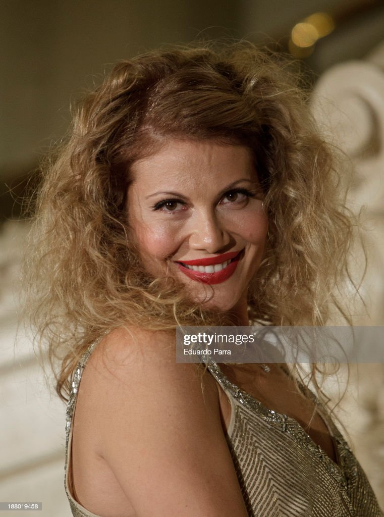 Aneta Mijatovic attends the Ralph Lauren Dinner Charity Gala at the Casino de Madrid on November 14, 2013 in Madrid, Spain.