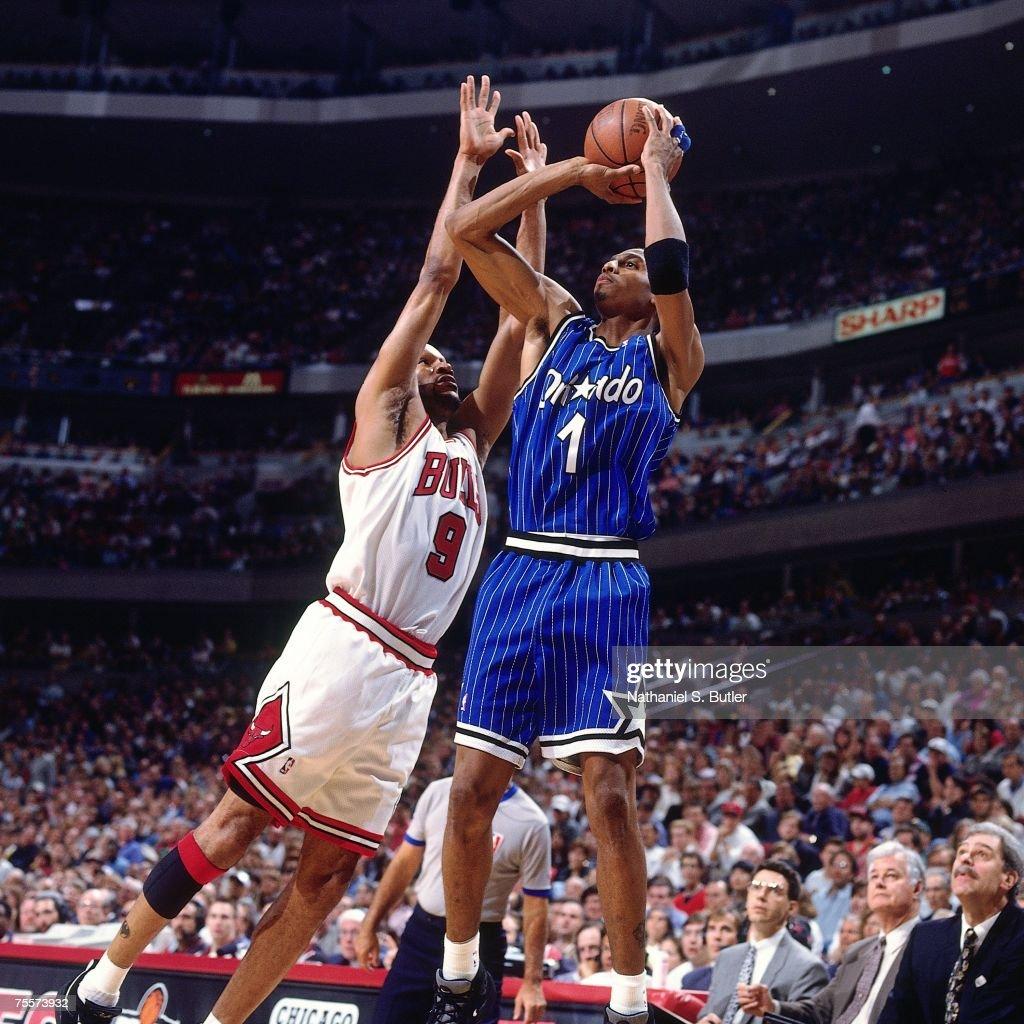 1995 Eastern Conference Semi Finals Game 4 Orlando Magic vs