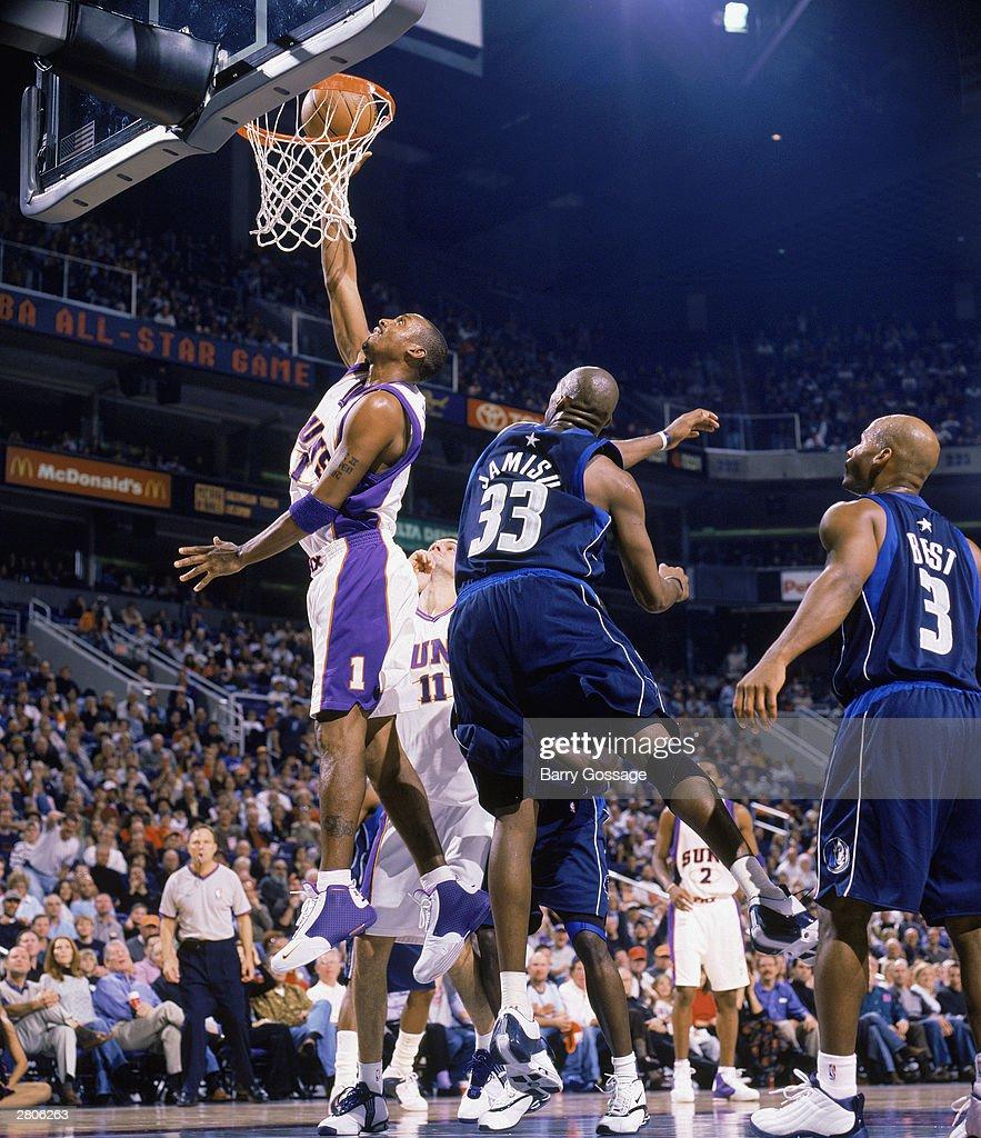 Dallas Mavericks v Phoenix Suns s and