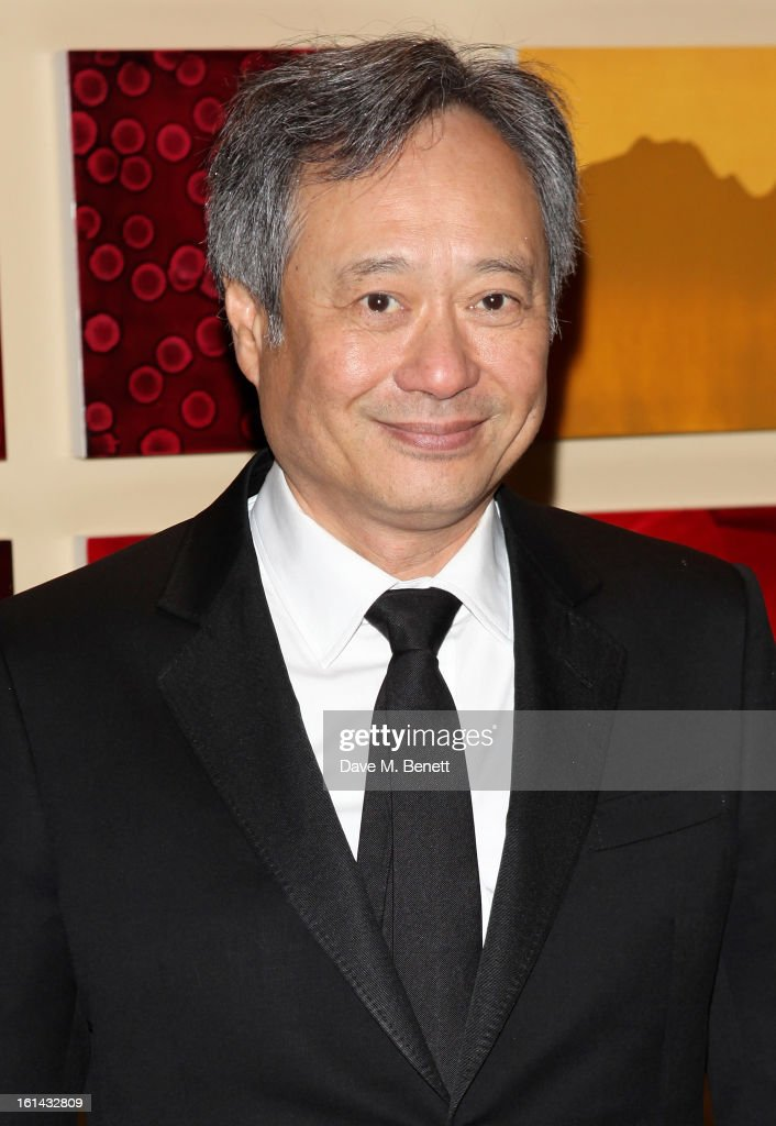 Ang Lee arrives at the after party following the EE British Academy Film Awards at Grosvenor House on February 10, 2013 in London, England.