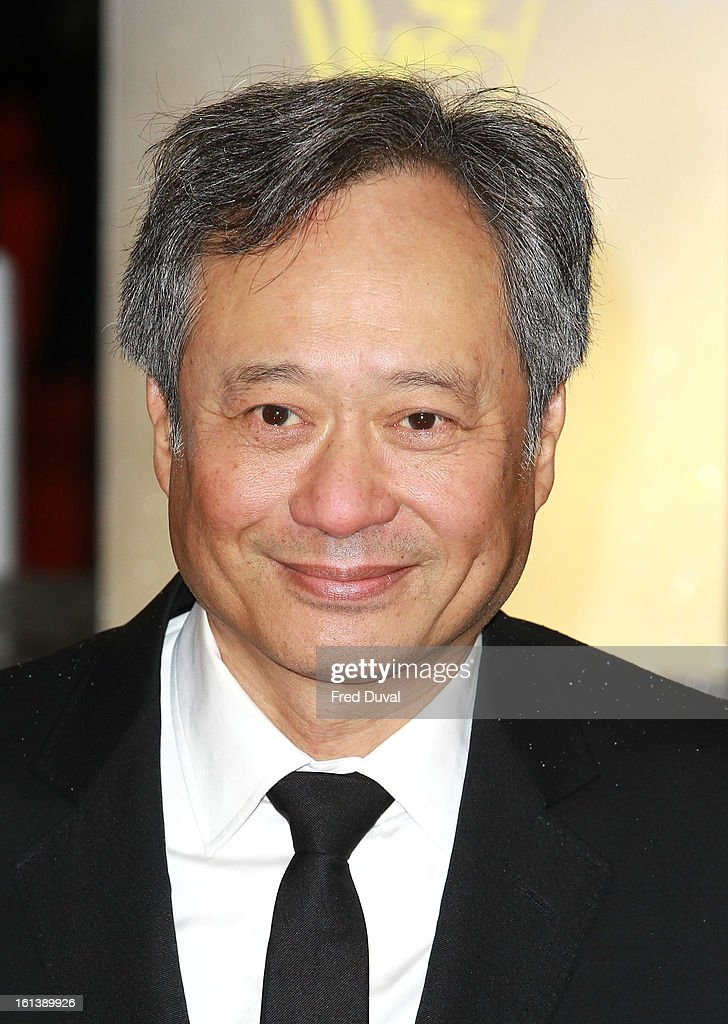 Ang Lee attends the EE British Academy Film Awards at The Royal Opera House on February 10, 2013 in London, England.