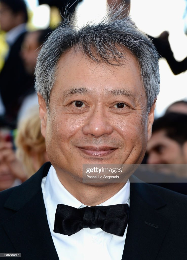 <a gi-track='captionPersonalityLinkClicked' href=/galleries/search?phrase=Ang+Lee&family=editorial&specificpeople=215104 ng-click='$event.stopPropagation()'>Ang Lee</a> attends the Premiere of 'Le Passe' (The Past) during The 66th Annual Cannes Film Festival at Palais des Festivals on May 17, 2013 in Cannes, France.