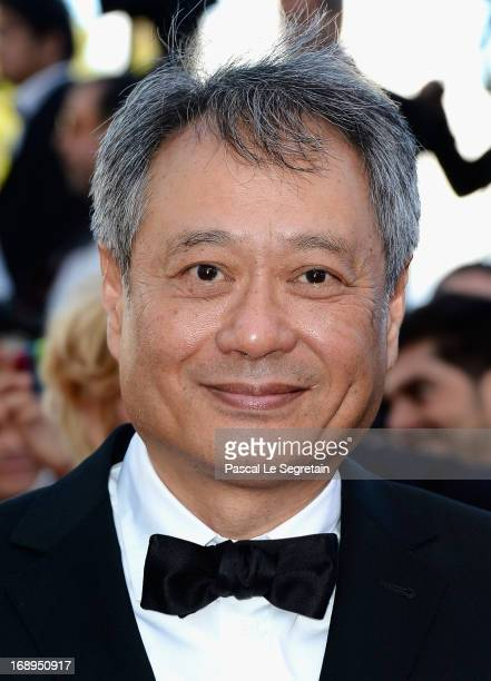 Ang Lee attends the Premiere of 'Le Passe' during The 66th Annual Cannes Film Festival at Palais des Festivals on May 17 2013 in Cannes France