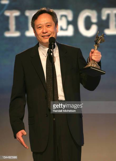 "Ang Lee winner Best Director for ""Brokeback Mountain"""
