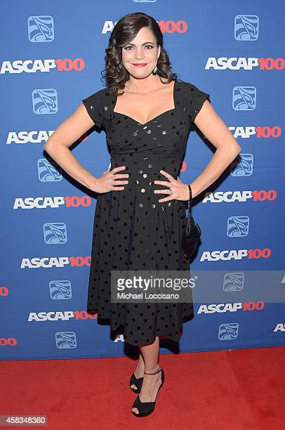 Angaleena Presley attends the 52nd annual ASCAP Country Music awards at Music City Center on November 3 2014 in Nashville Tennessee
