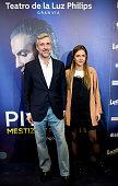 'Pitingo, Mestizo Y Fronterizo' Madrid Premiere