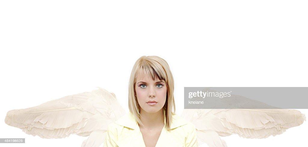 Ángel belleza : Foto de stock