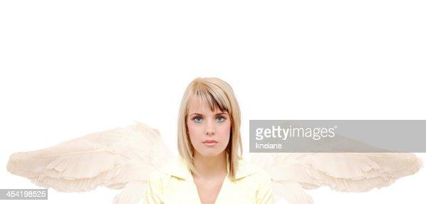 Angel beauty : Stock Photo