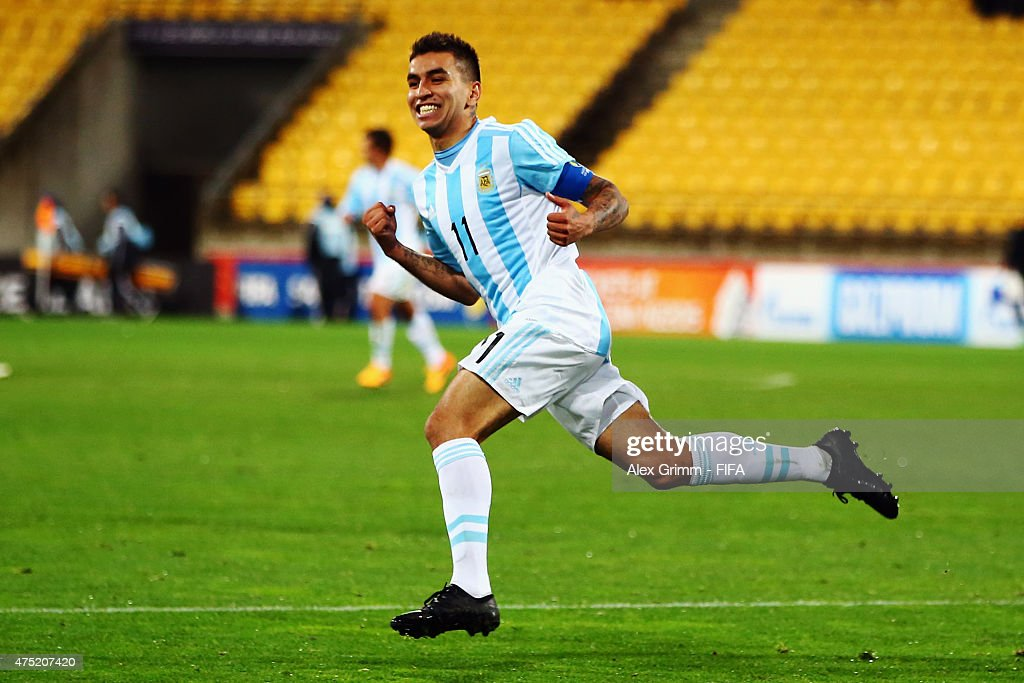 Argentina v Panama: Group B - FIFA U-20 World Cup New Zealand 2015