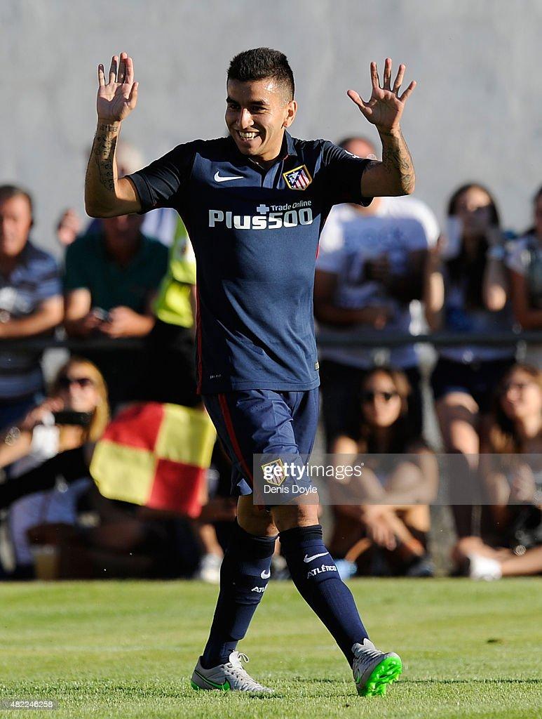 Numancia v Club Atletico de Madrid -Pre-Season Friendly