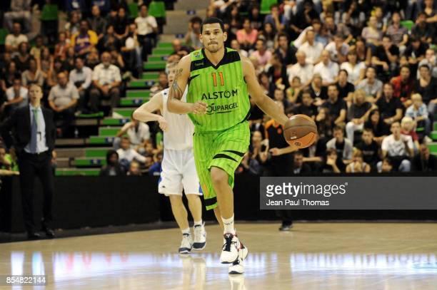Angel Daniel VASSALLO Asvel / Buducnost Euroligue 2010/2011 Astrobale Villeurbanne