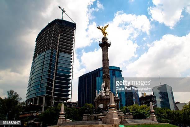 Angel de la Indipendencia in Mexico City