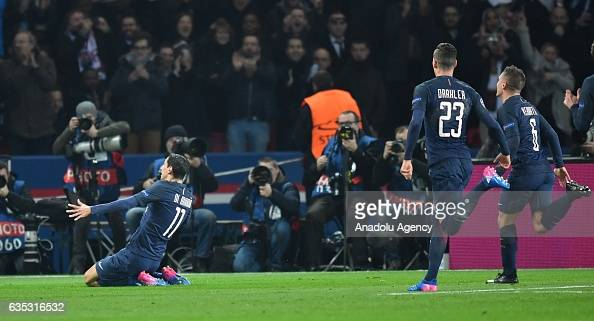 Paris Saint-Germain vs FC Barcelona: UEFA Champions League  : News Photo