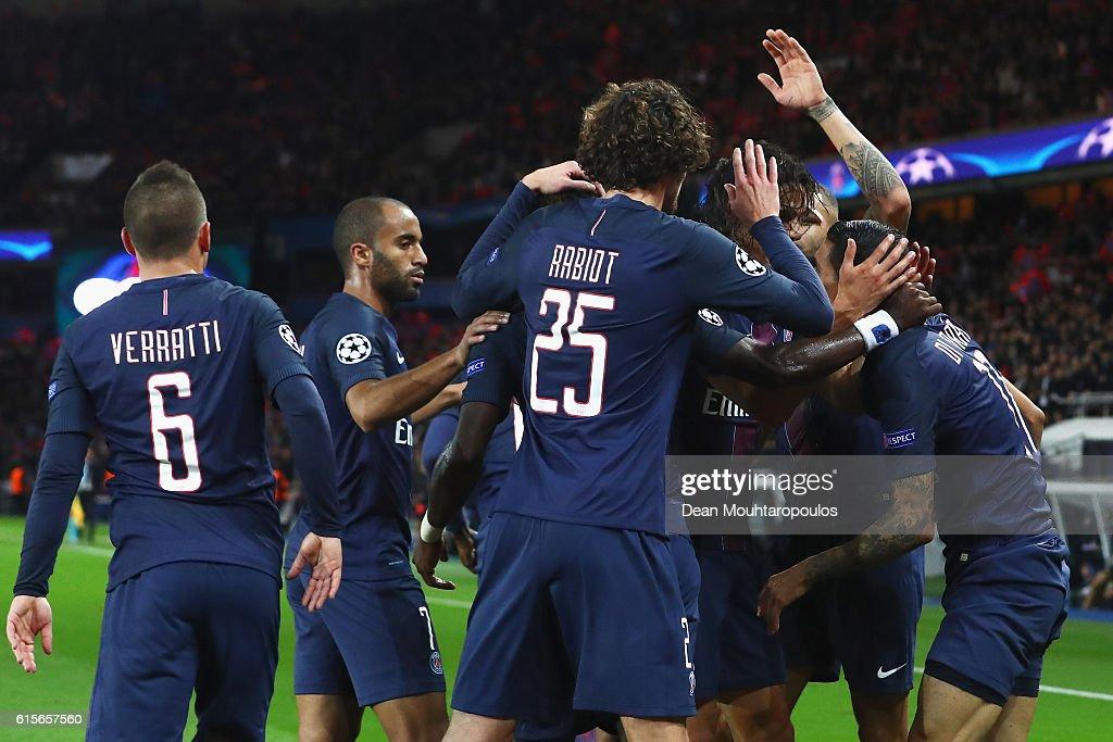 Paris Saint-Germain v FC Basel 1893 - UEFA Champions League