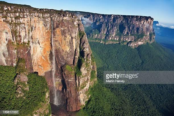 Angel Falls, Canaima National Park, Venezuela, South America