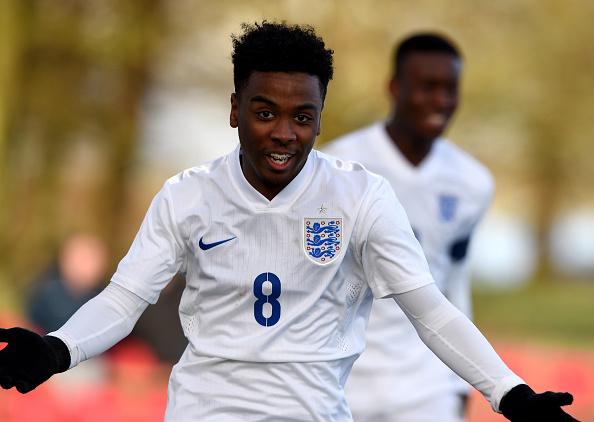 England v Czech Republic - U16s International Friendly : News Photo