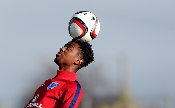 England U17 - Training Session : News Photo